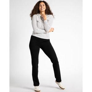 Betabrand Straight Leg Dress Pants Size MP NWT